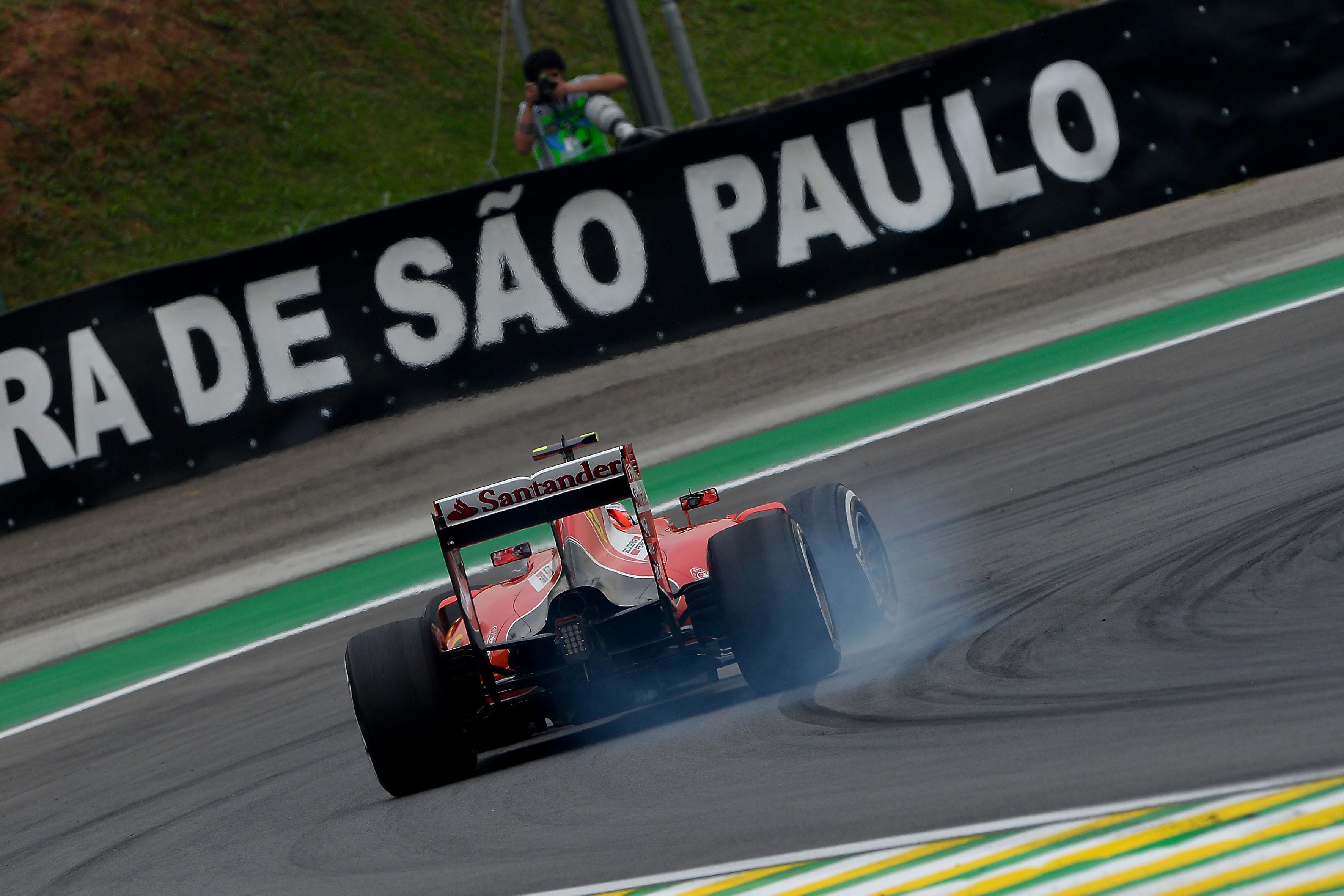GP Brasile: set e mescole scelti dai piloti