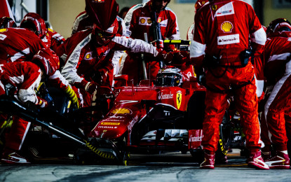 Abu Dhabi: il punto Ferrari sulla gara