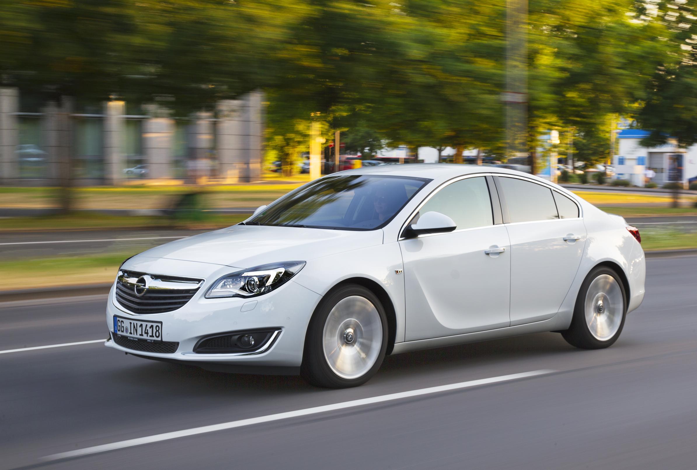 Tutto l'infoitainment su Opel Insignia