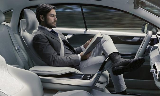 Volvo Cars svela la Concept 26