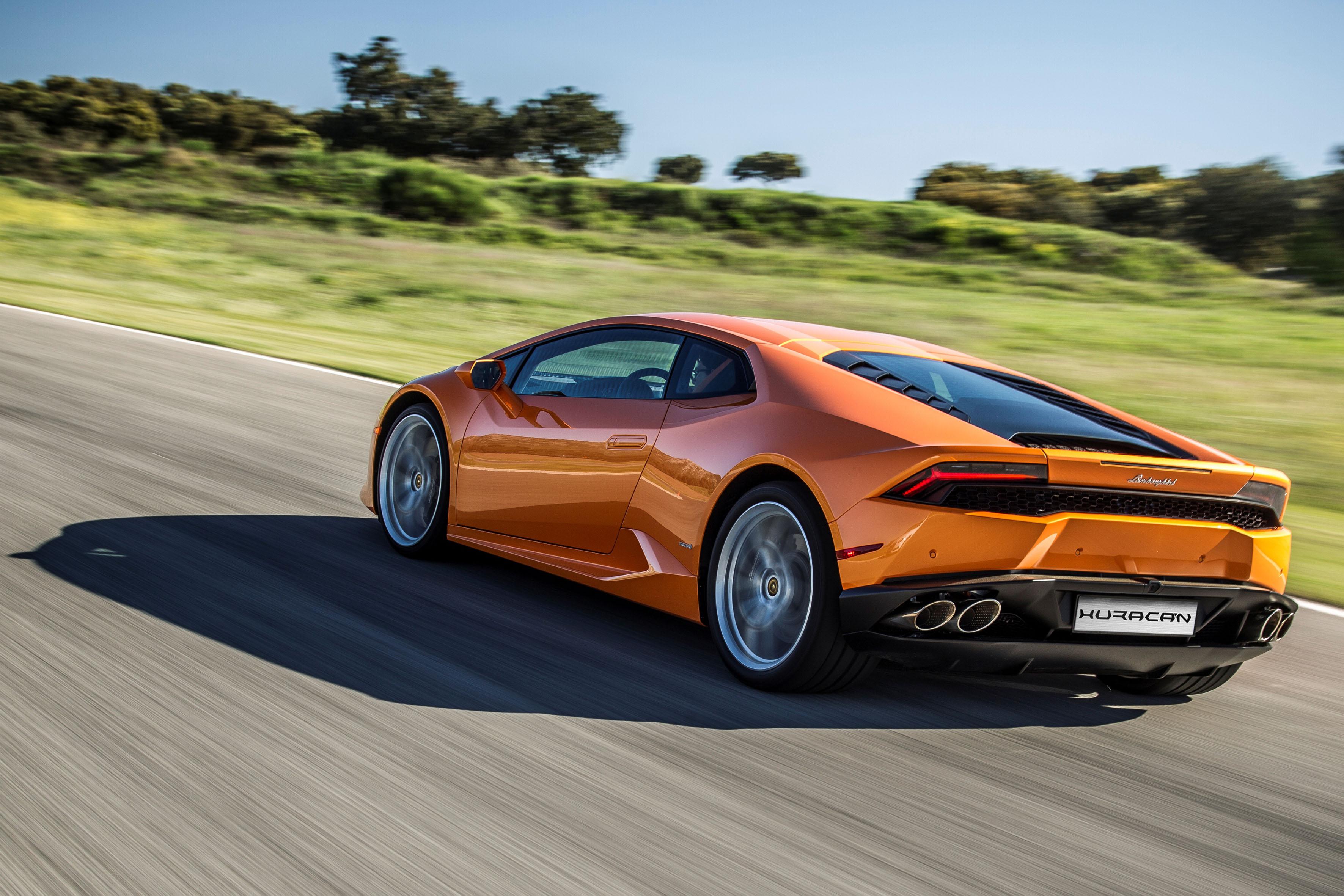 Lamborghini Huracán LP 610-4 MY 2016