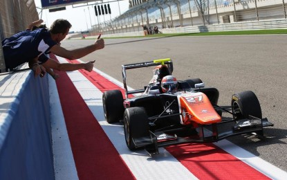 GP3: Ghiotto triumphant over Ocon in Sakhir Race 2