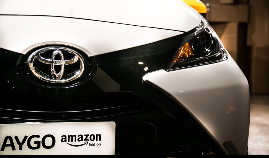 Toyota AYGO Amazon Editon