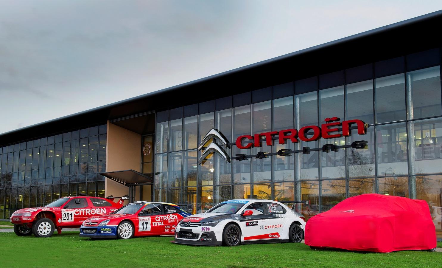 Citroën annuncia il suo futuro sportivo
