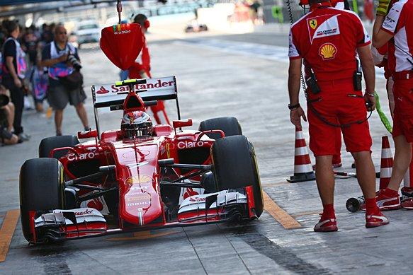 Abu Dhabi: Ferrari 3° e 5° nelle FP1