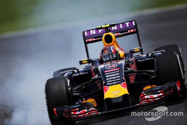 Red Bull: contratto motore 2016 firmato