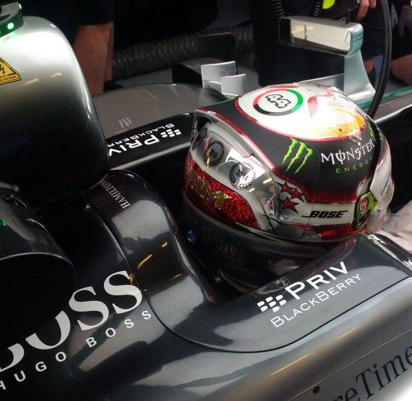 Abu Dhabi: FP1 a Hamilton, Kimi 3°
