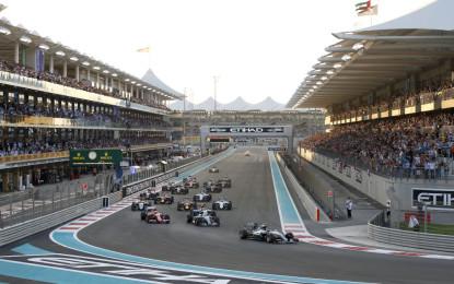 F1 2016: novità e 21 GP in calendario