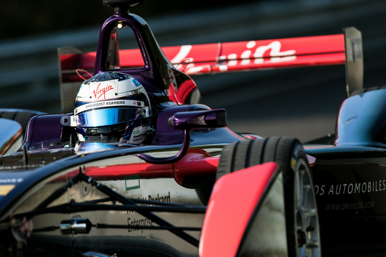 DS Virgin Racing pronto per la Malesia