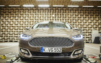 Ford Active Noise Control