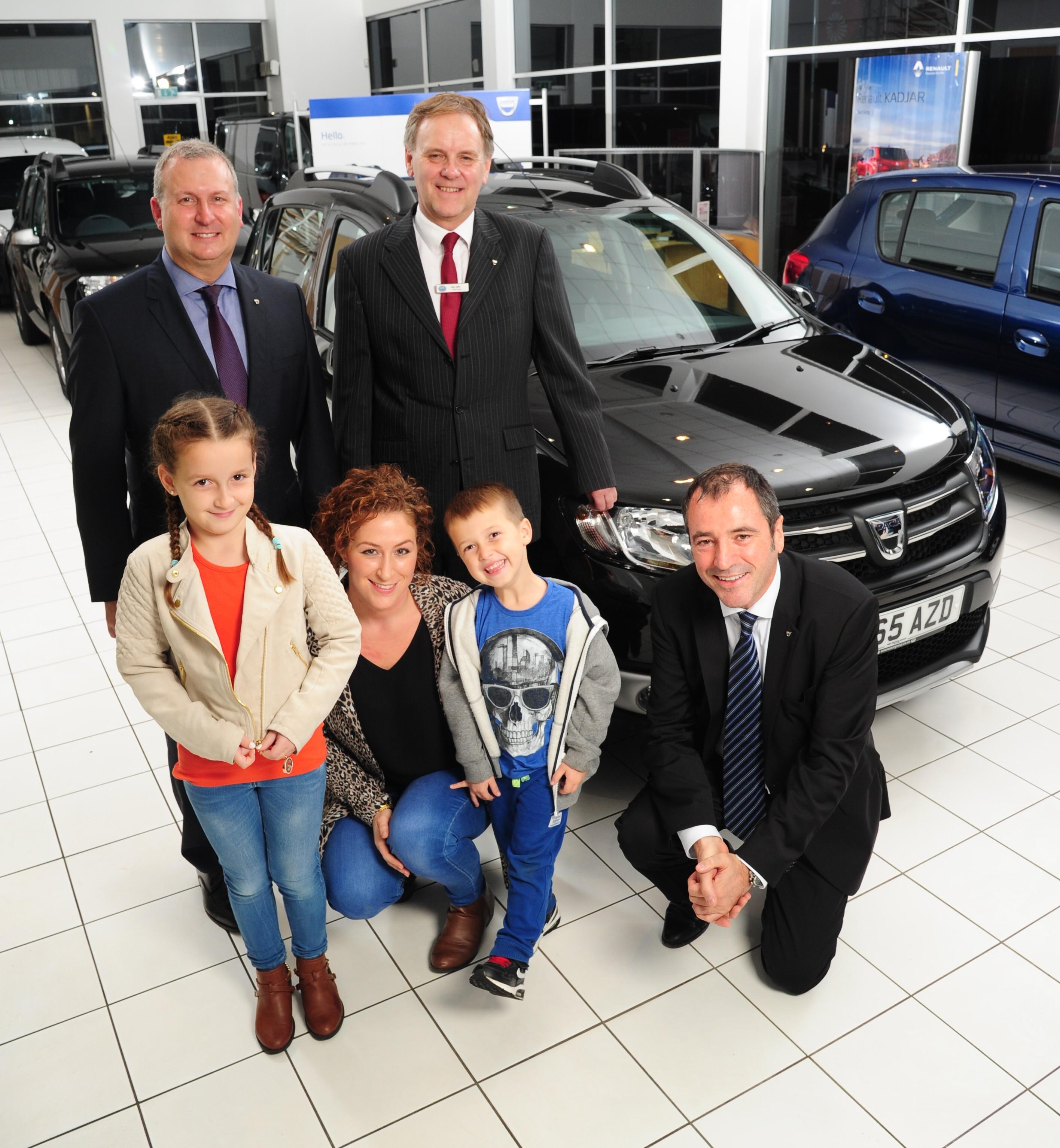 Già 3.500.000 Dacia vendute