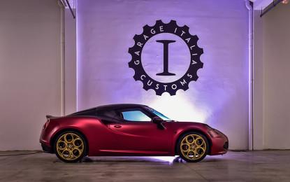 "Alfa Romeo 4C ""La Furiosa"""