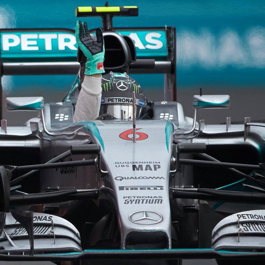 Messico: Rosberg vince facile. Ferrari KO