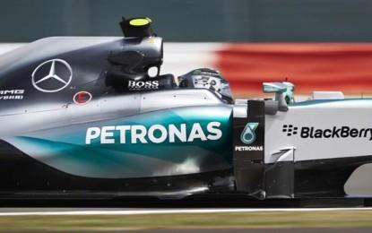 Brasile: la quinta di Rosberg