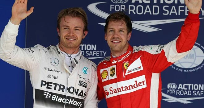 Secondo Rosberg, Vettel in Mercedes nel 2018