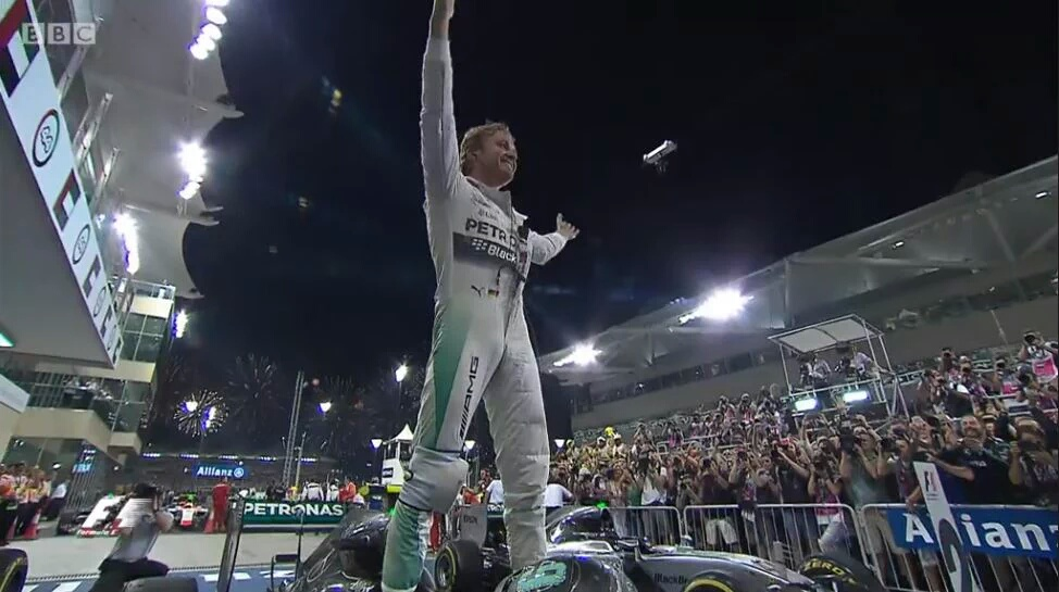Rosberg in esclusiva a Motorsport-Magazin.com
