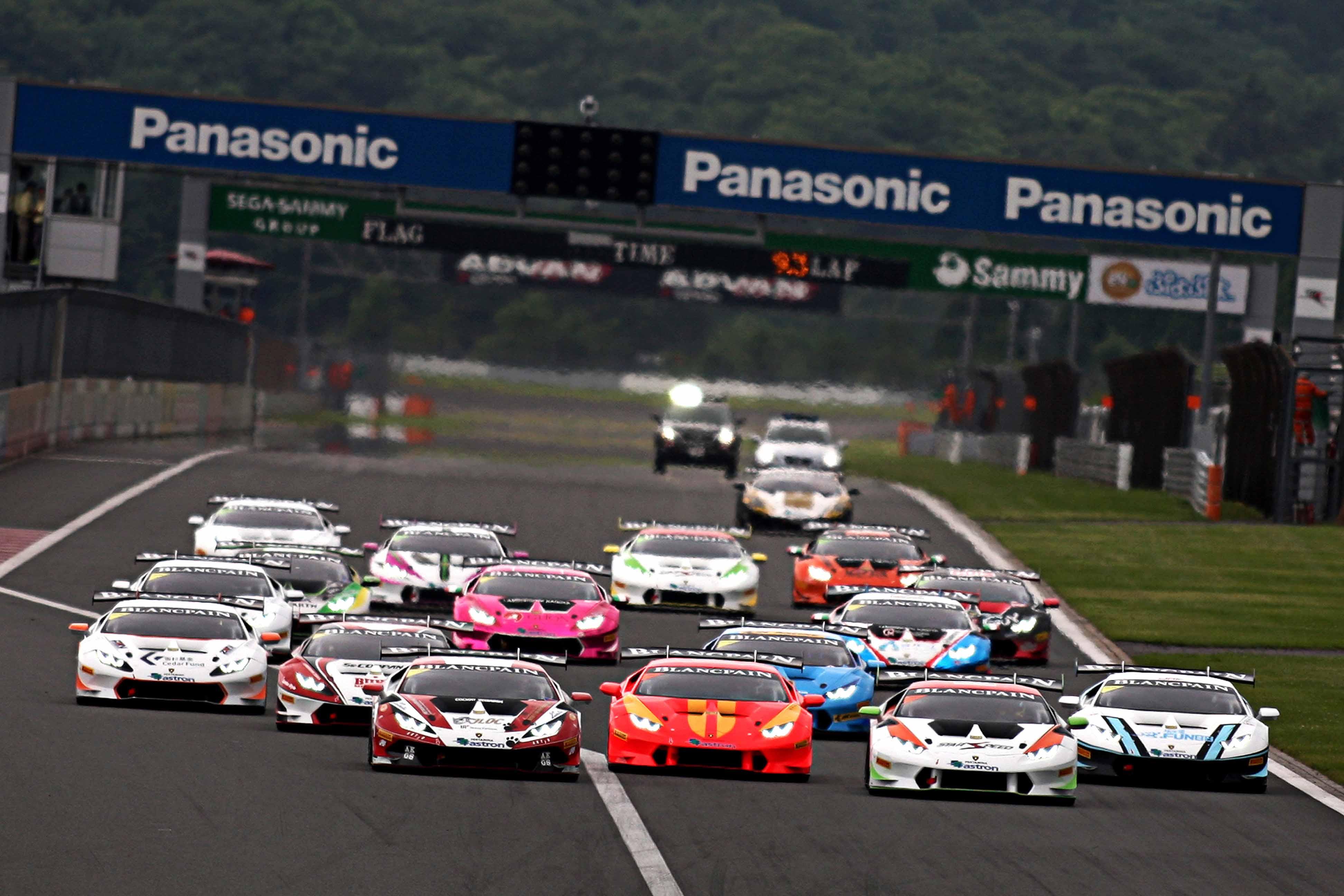 Finale Mondiale Lamborghini a Sebring
