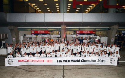 WEC: Porsche Team management restructuring