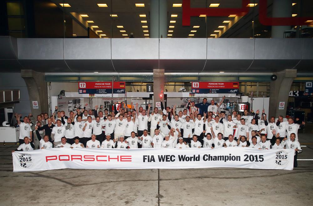 WEC: Porsche Team management restructuring
