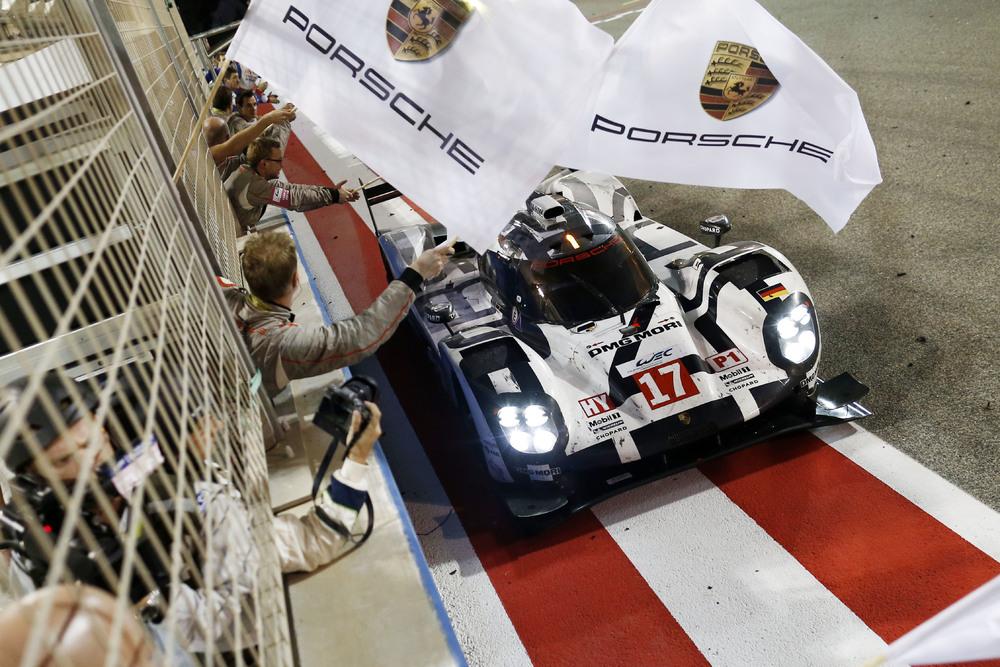 WEC: Webber, Bernhard and Hartley win Title