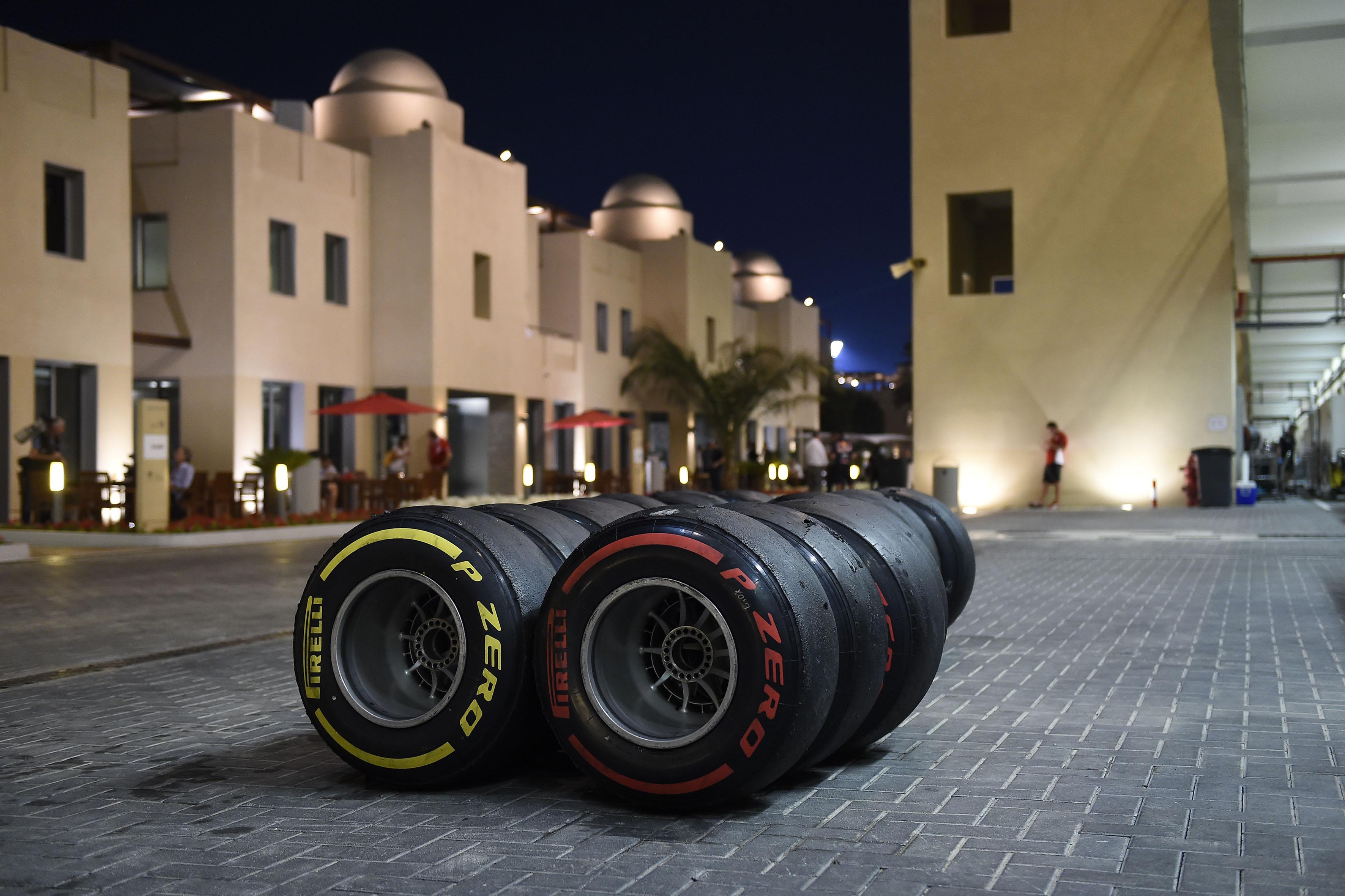 GP Abu Dhabi: set e mescole scelti dai piloti
