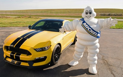 Ford e Michelin insieme per Ford Performance
