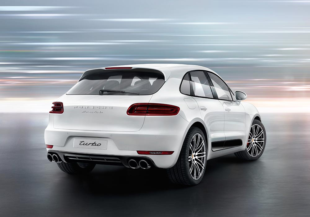 Porsche Macan: più funzionalità e personalità