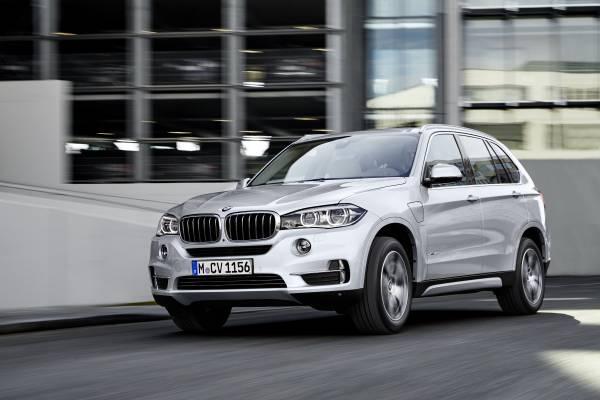 BMW a Ecomondo con X5 xDrive40e e la gamma i