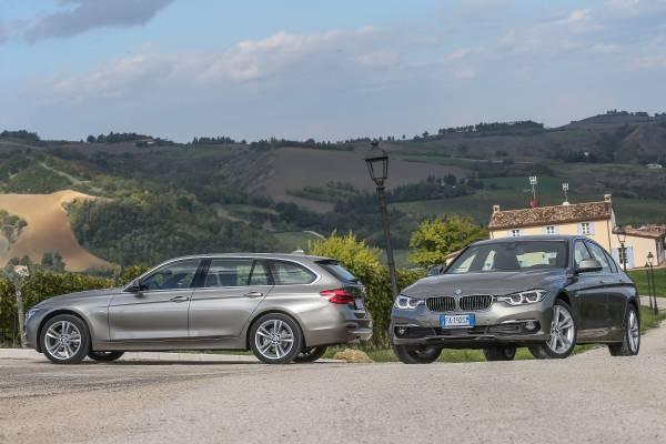 BMW Nuova Serie 3 e X1
