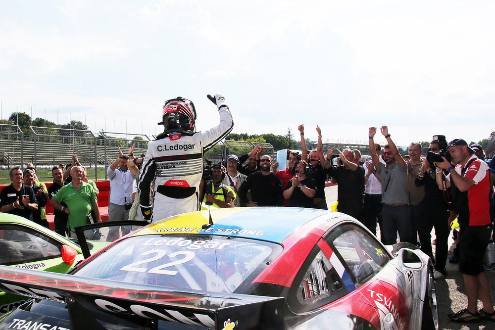 Carrera Cup Night: premiazione a Milano
