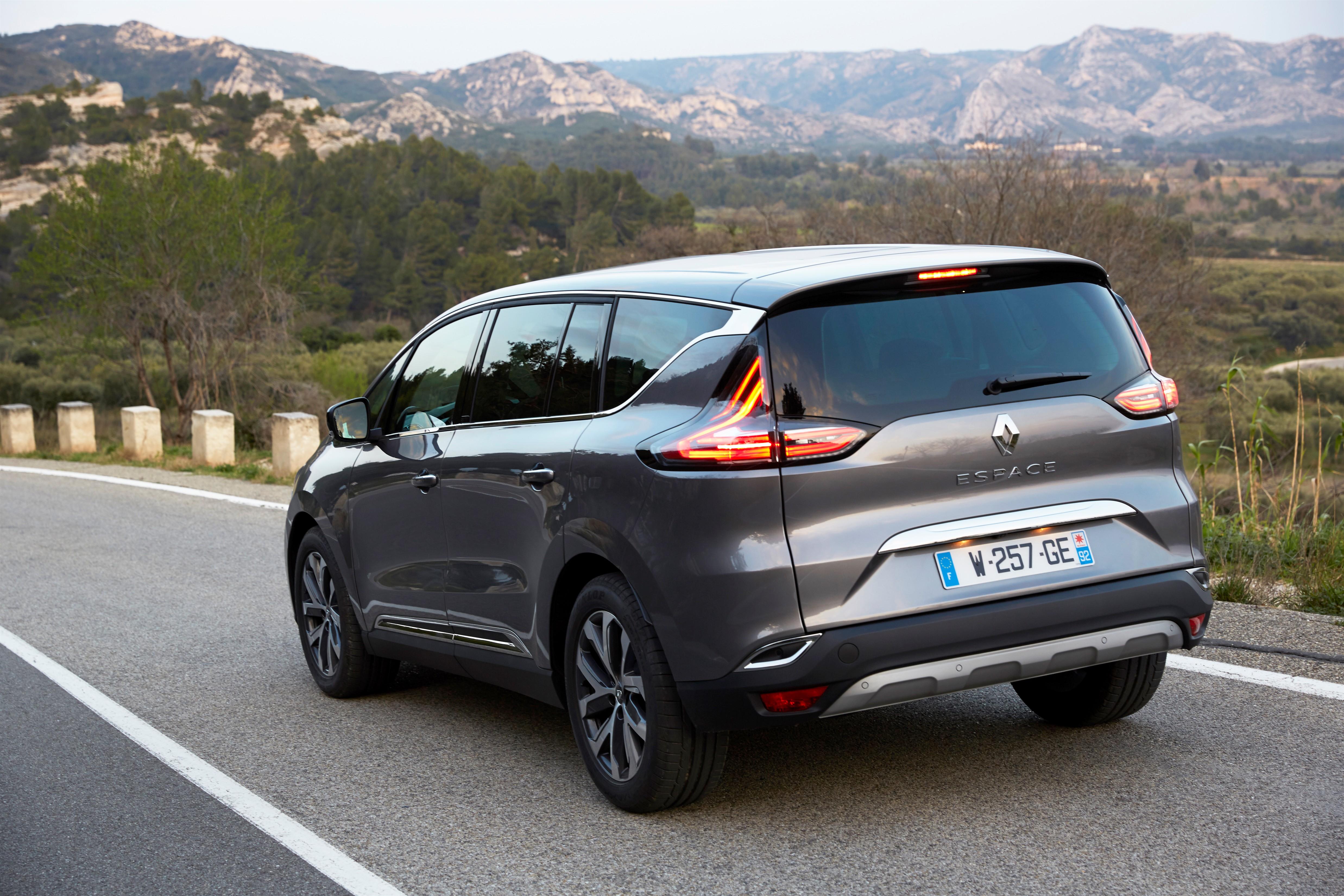 Renault contesta le conclusioni su Espace