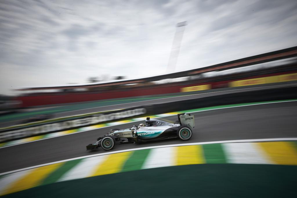 Brasile: FP3 di nuovo Mercedes-Ferrari