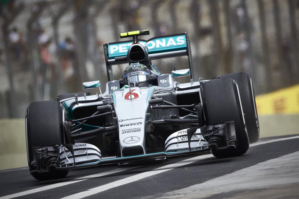 Brasile: Mercedes e Ferrari nelle FP2