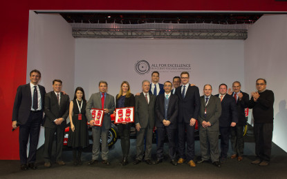 Ferrari premia i migliori dealer