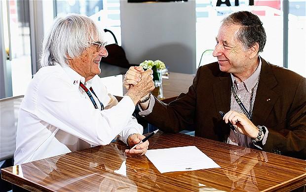 La FIA ringrazia Ecclestone e dà il benvenuto a Liberty Media