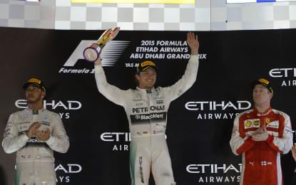 Abu Dhabi: due soste per vincere