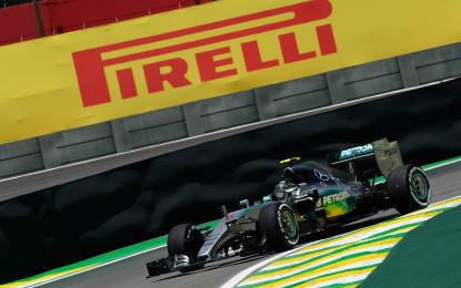 Brasile: il punto Pirelli sulle qualifiche