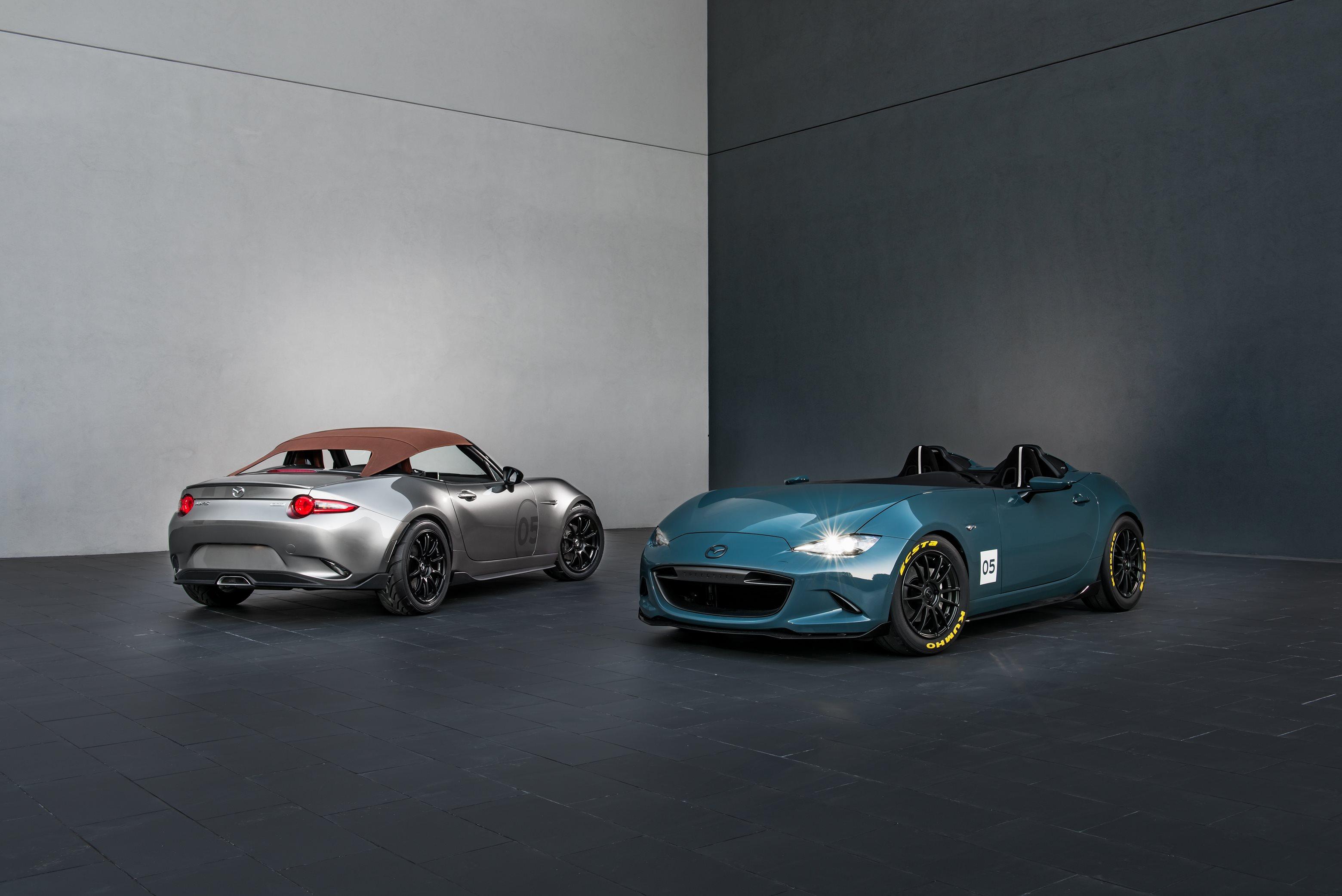Mazda: due concept MX-5