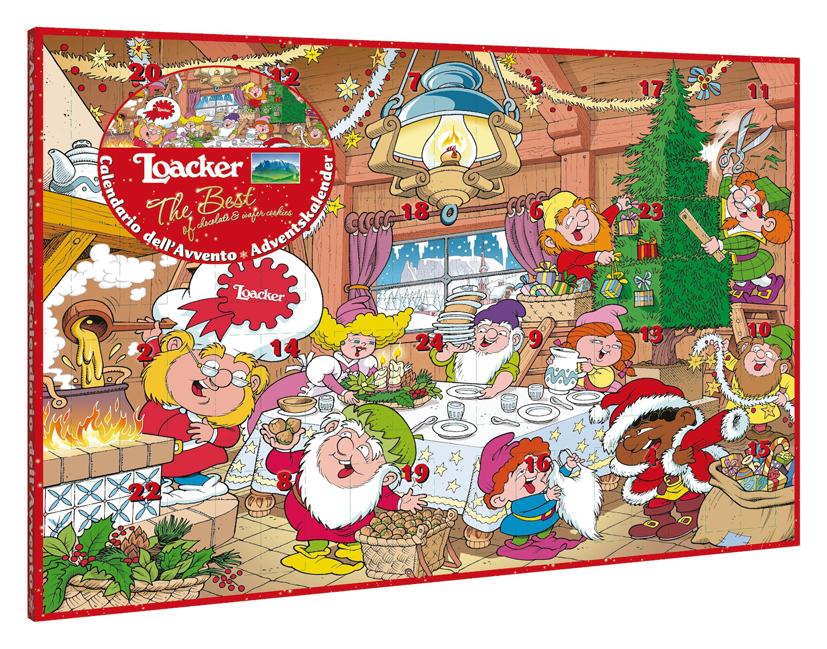 Aspettando il Natale con Loacker