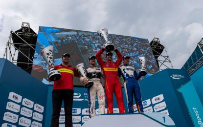 Formula E: di Grassi vince a Putrajaya