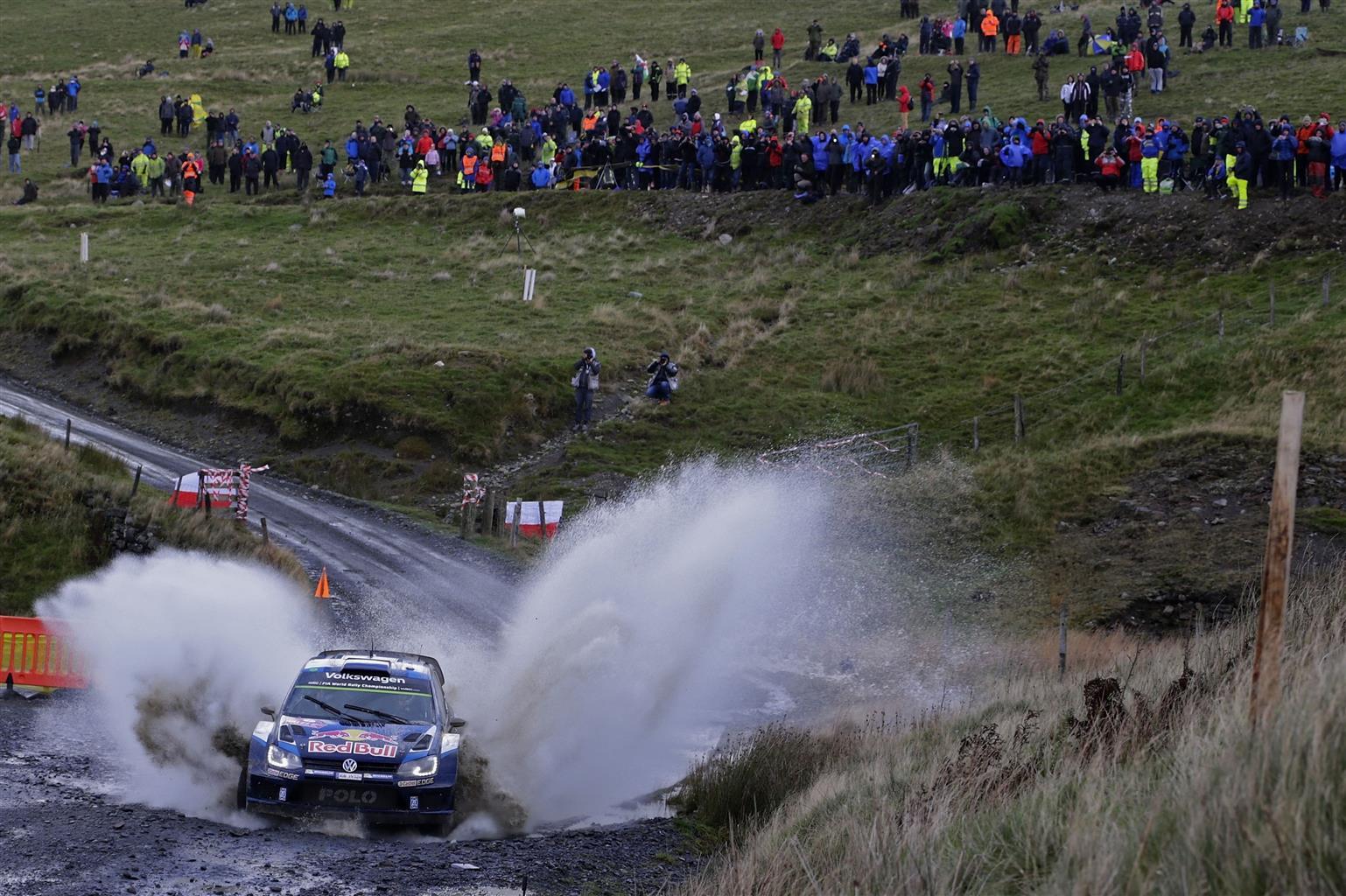 Ogier e Polo R WRC: 12 su 13