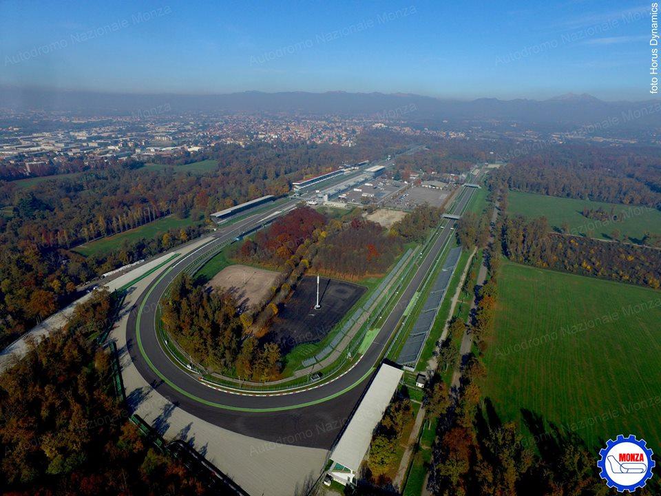 Monza: una chicane alla Curva Grande?