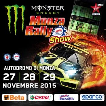 Monza Rally Show: biglietti scontati a Eicma
