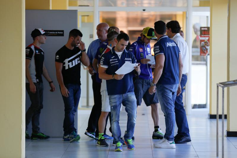 MotoGP: il Permanent Bureau incontra i piloti