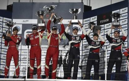 WEC: Ferrari sul podio a Shanghai