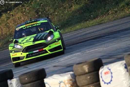 Monza Rally Show: Valentino al comando