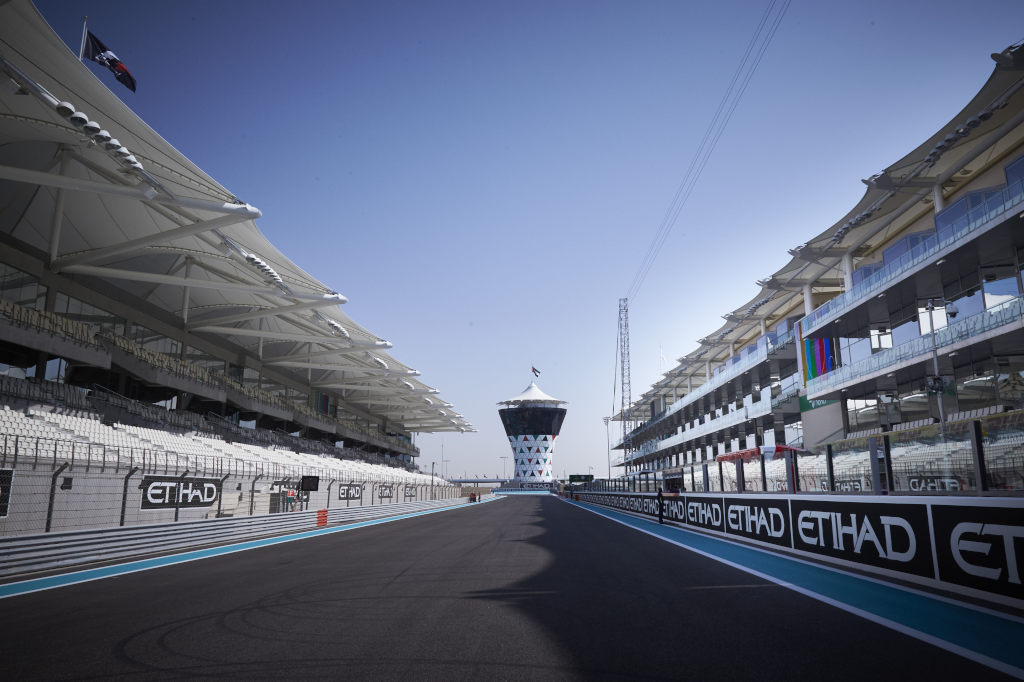 Guida al GP di Abu Dhabi: scheda e orari TV