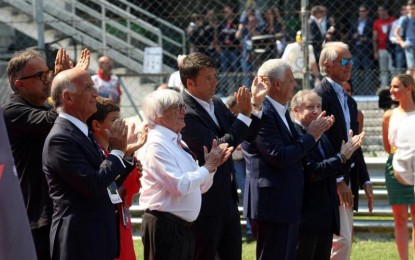Sticchi Damiani: Italian GP at Monza 'saved'