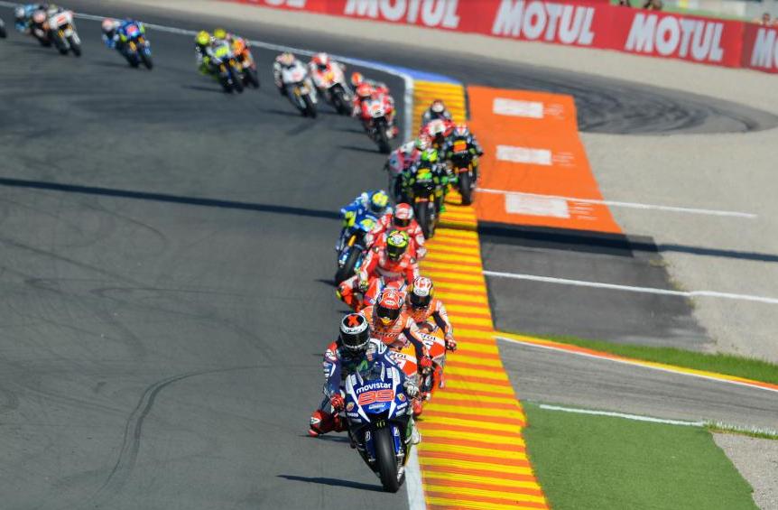 Su Sky la MotoGP 2015 e i primi test