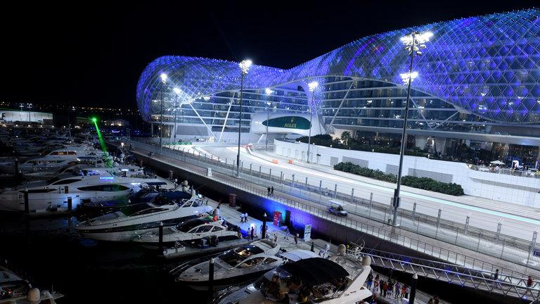 Abu Dhabi vuole continuare a ospitare la finale